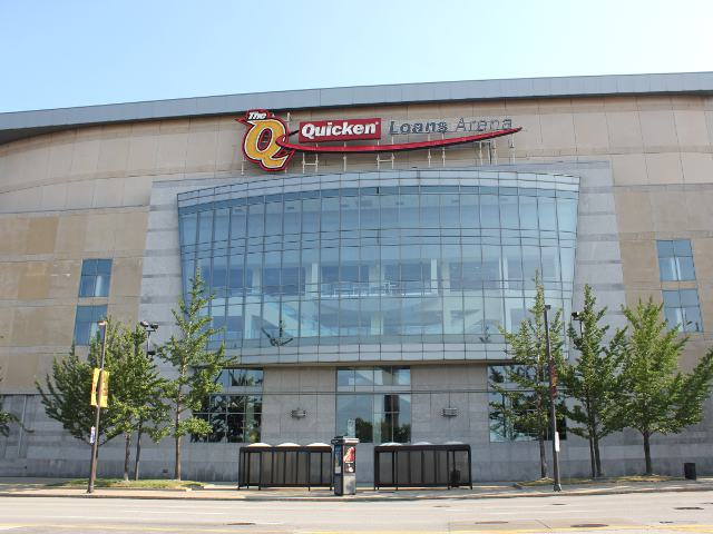 Quicken Loans Arena: Home of the Cleveland Cavaliers